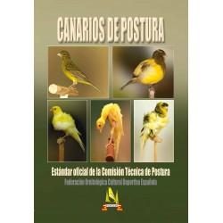 Estándar Oficial de Canarios Postura FOCDE