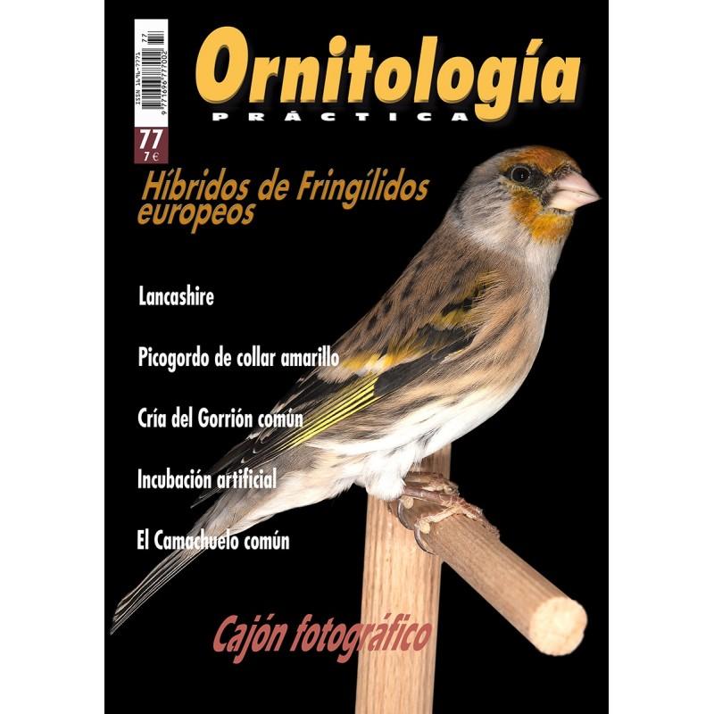 ORNITOLOGÍA PRÁCTICA 77