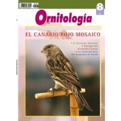 Ornitología Práctica 8