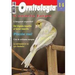 Ornitología Práctica 14