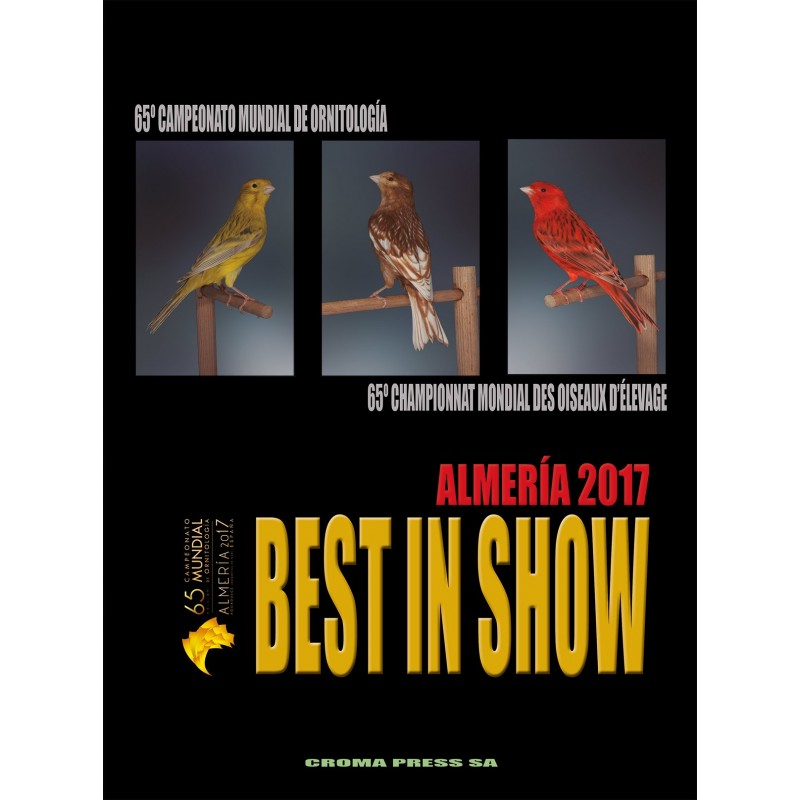 Best in Show Almeria 2017