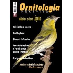 Ornitología Práctica 40